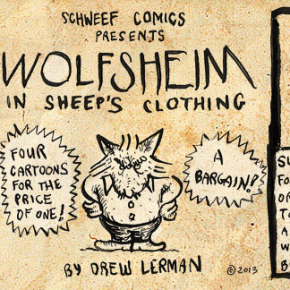 Wolfsheim in Sheep's Clothing