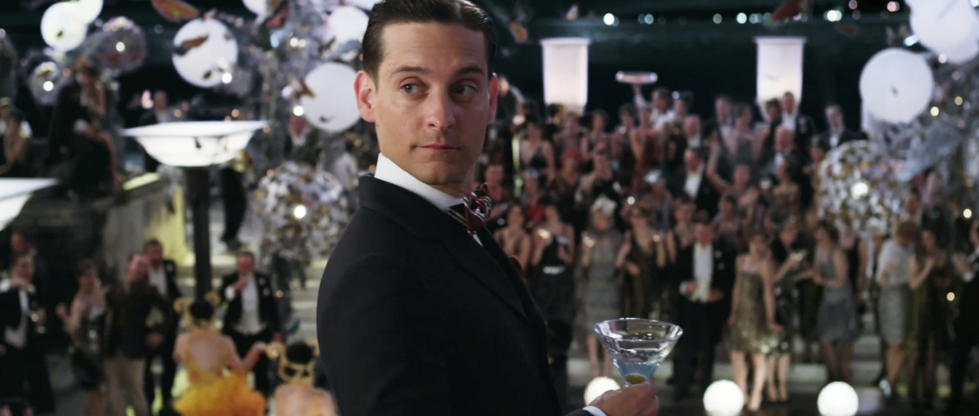 nick carraway american dream