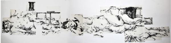 Erratic gaze, 2013