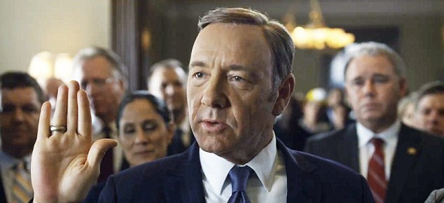 The Lost Guest Appearances of Frank Underwood