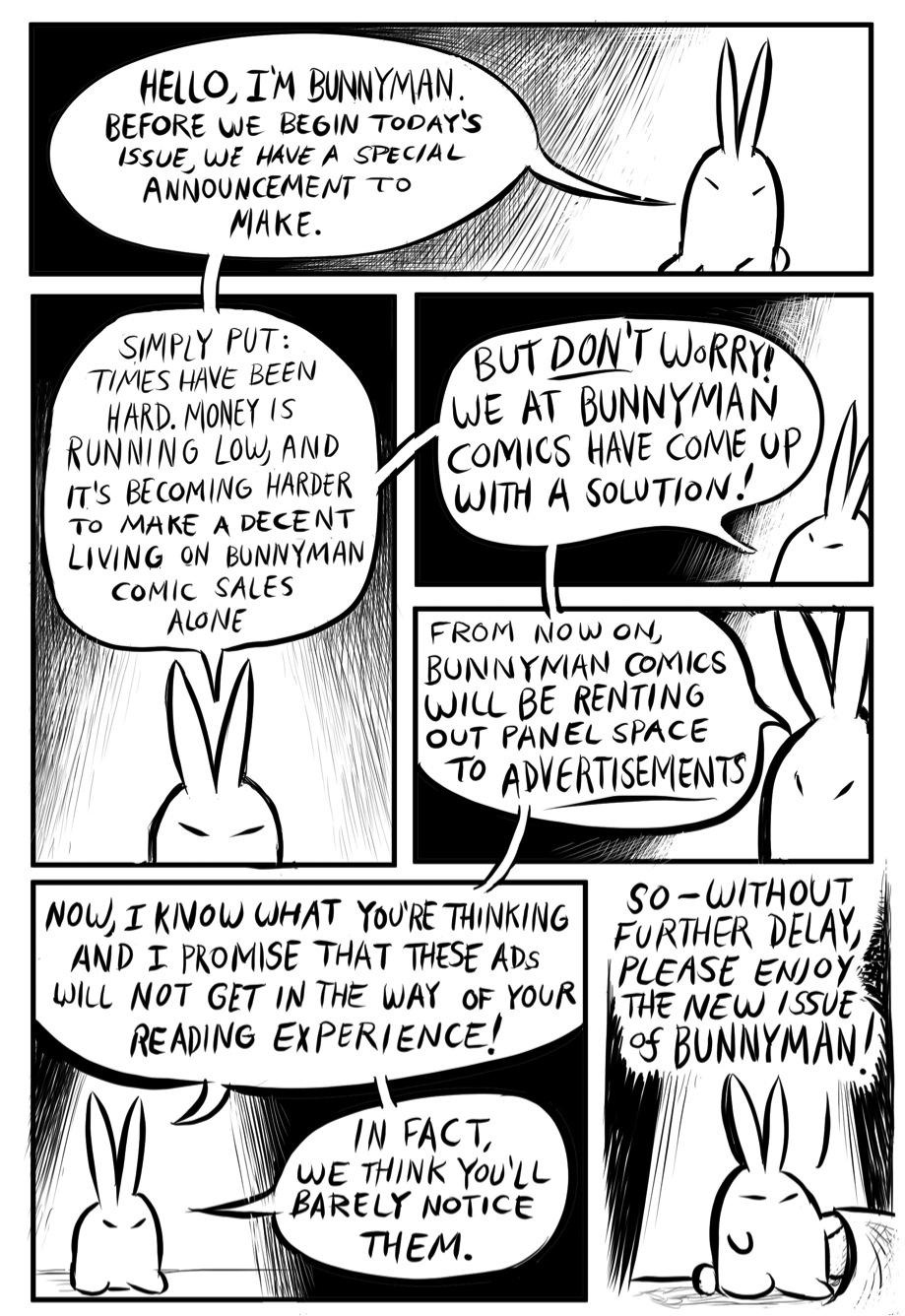 Bunnyman 4-1