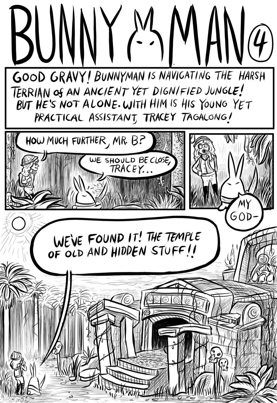 Bunnyman 4-2