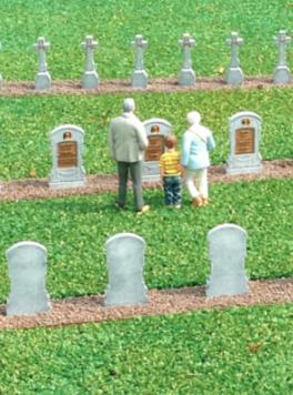 Mini Graveyard