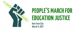 People's March for Education Justice @ New York | New York | United States