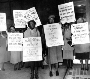 Marxist Feminism: Race and Organizing Waged Reproductive Labor @ Unnameable Books | New York | United States